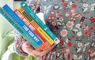 A review of 5 professional development books to help you adapt to the changing world of work, future-proof your career and find your purpose.