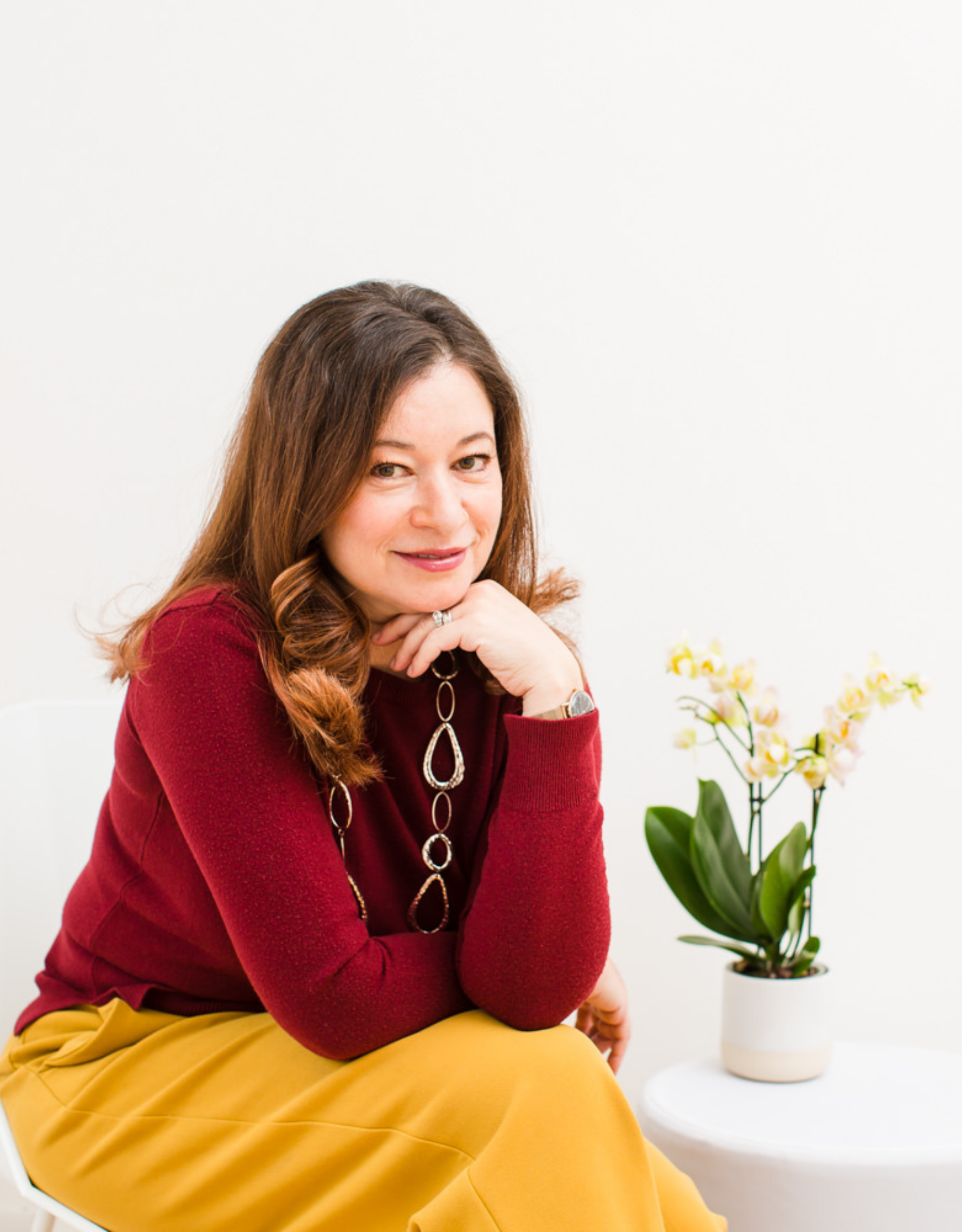 Vicki Marinker, career coach, recruitment consultant and podcaster